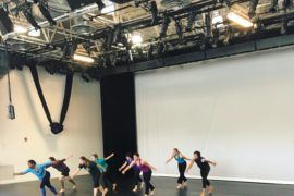 Student Spotlight: Claire Crause at Mark Morris Dance Group